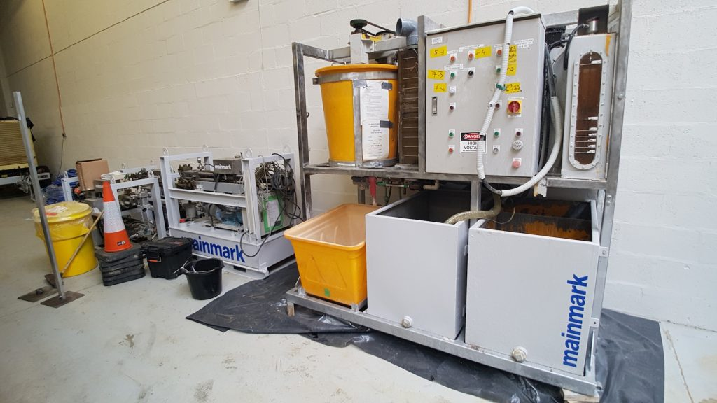 Mainmark equipment