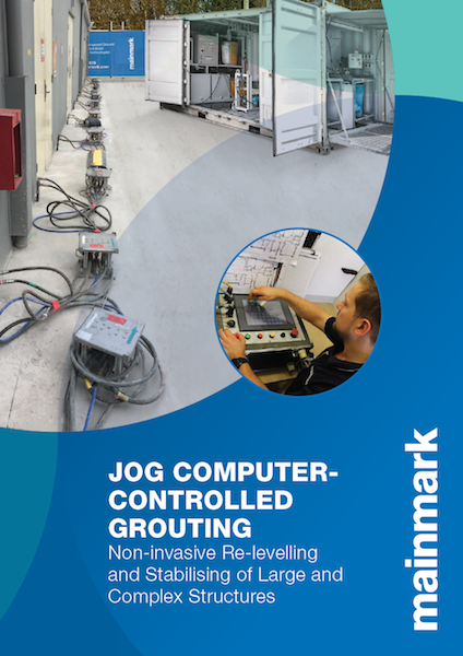 JOG Computer-Controlled Grouting - Brochure - (Detailed)