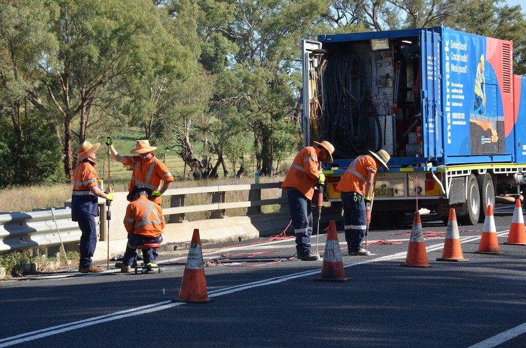 Transport infrastructure maintenance solutions
