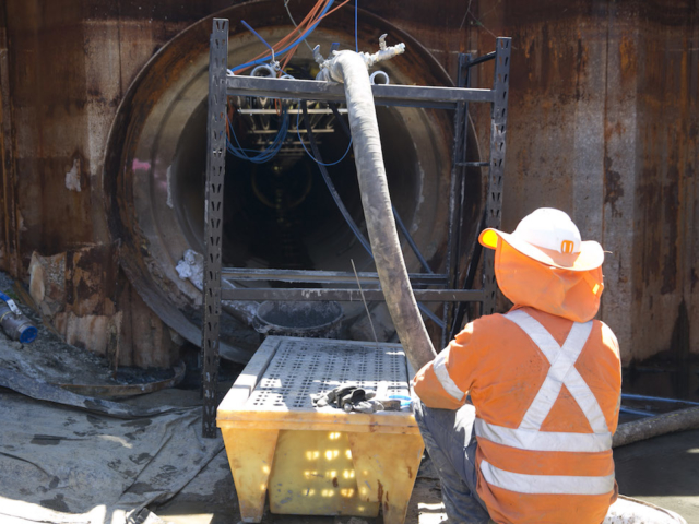 Pipe Abandonment / Decommissioning