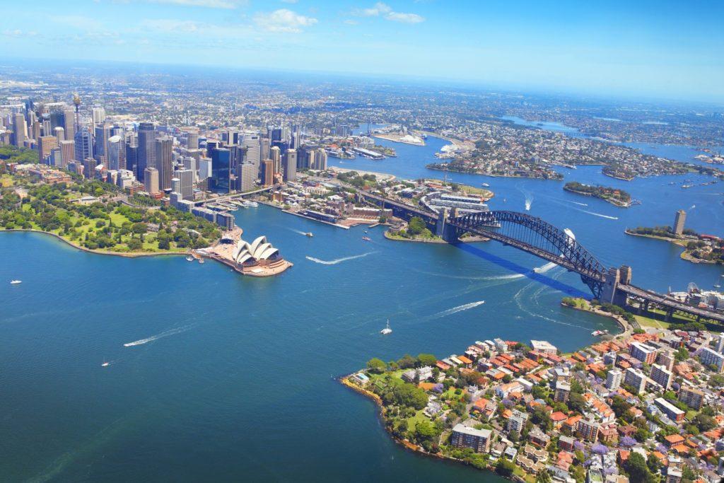 Underpinning Sydney