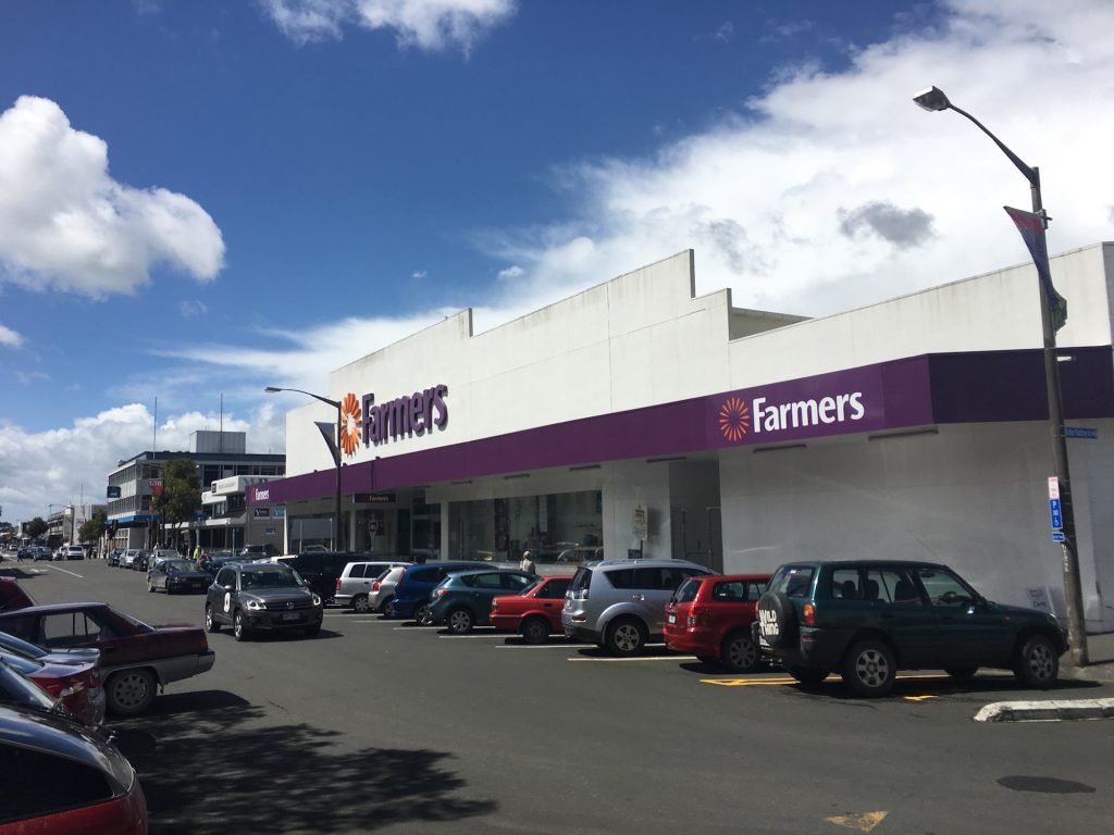 Farmers Department Store NZ-Teretek