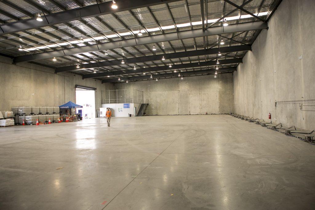 Warehouse JOG