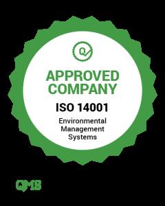 ISO Logo 14001 small