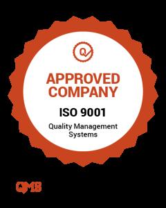 ISO Logo 9001 small
