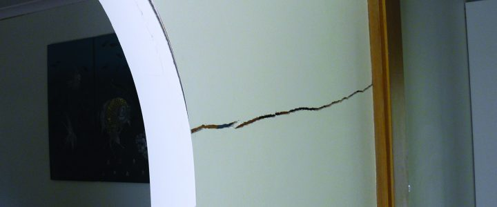 When should you worry about cracks in your walls? | Mainmark