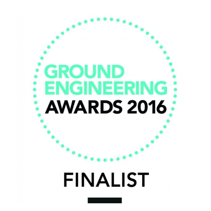 Ground Engineering Awards 2016 Mainmark