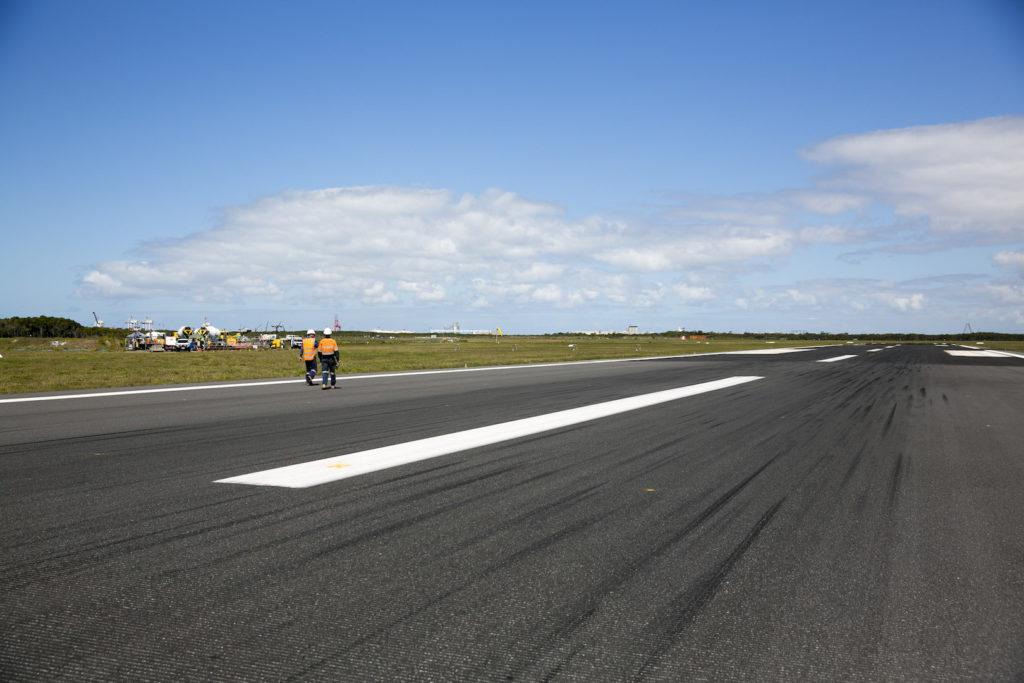 Mainmark fills damaged culvert at Brisbane Airport
